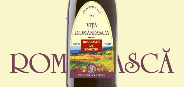 Vincon Vrancea Vita Romaneasca